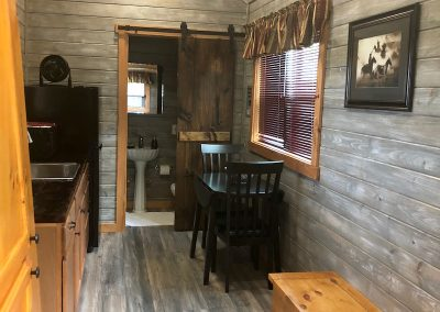 Tiny House inside 2