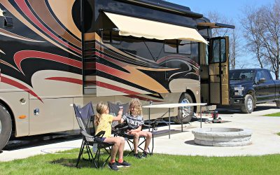 5 Fun Ideas for Camping with Kids at the Silver Spur Resort