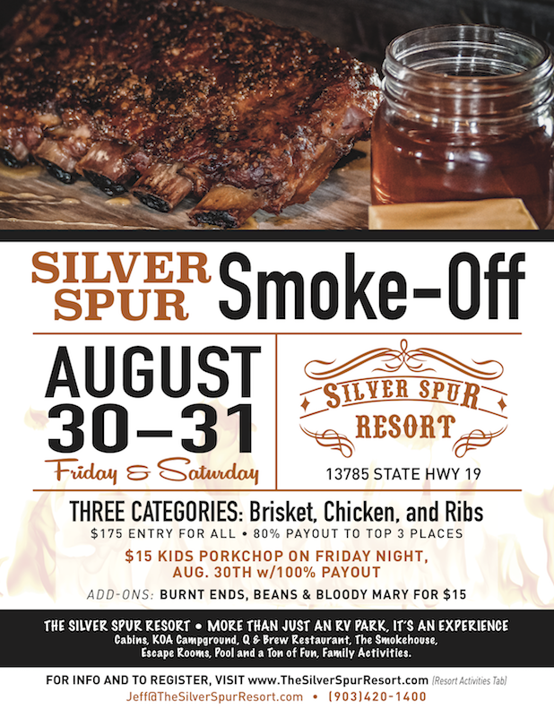 BBQ Cook-off Canton Texas
