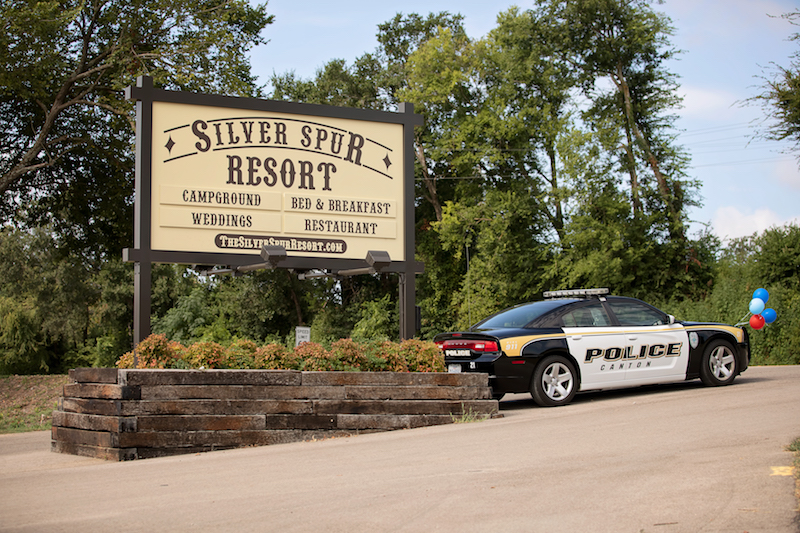 First Responders Day at Silver Spur Resort