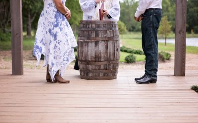 Advice to Newlyweds: Three Secrets for a Lasting Marriage (and a peek at a gorgeous anniversary party at the Silver Spur Resort!)