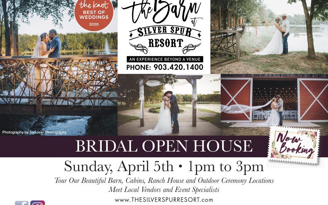 (Virtual) Spring Bridal Open House