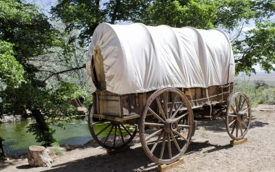 Wagons Ho! Life on the Trail