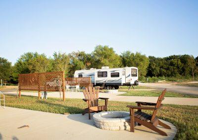 Canton KOA campground