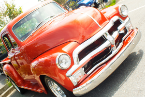 Car & Truck show at Silver Spur Resort