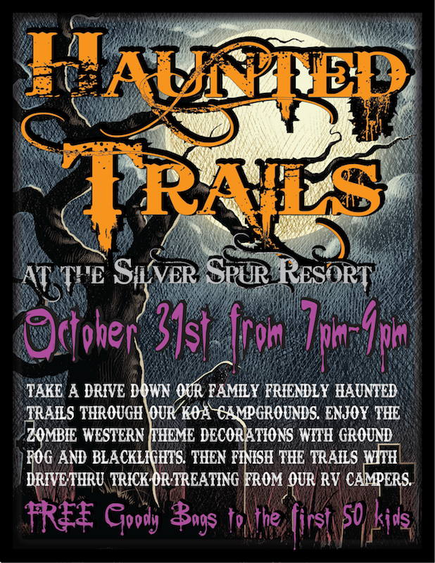 2nd annual festival of frights at silver spur resort