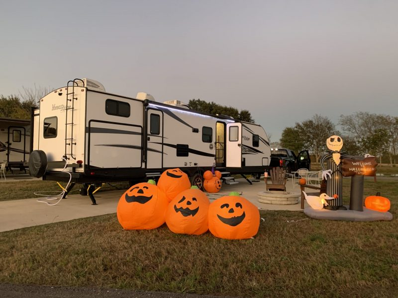trick or treat through canton koa