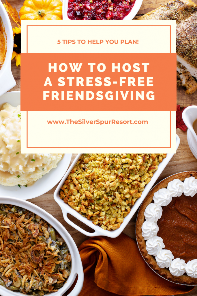 host a stress free Friendsgiving