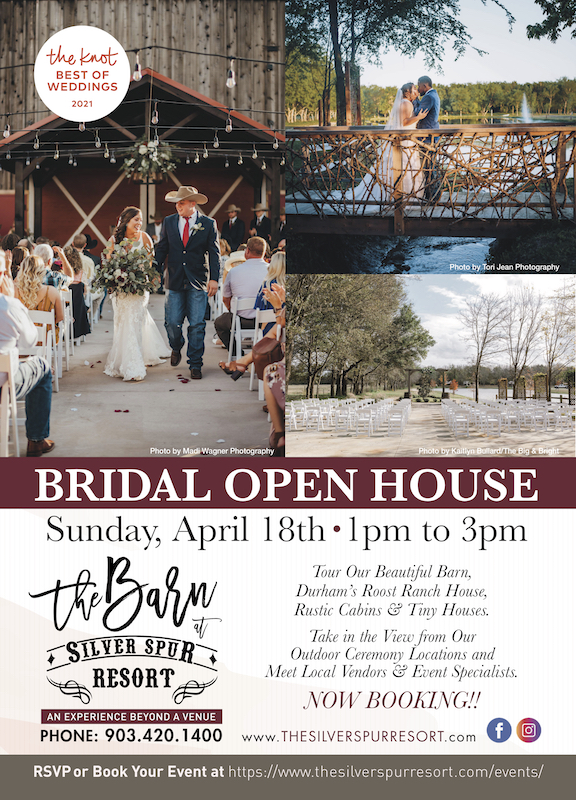 bridal open house at silver spur resort