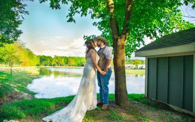 Real Wedding at the Silver Spur Resort | Erika & Moses