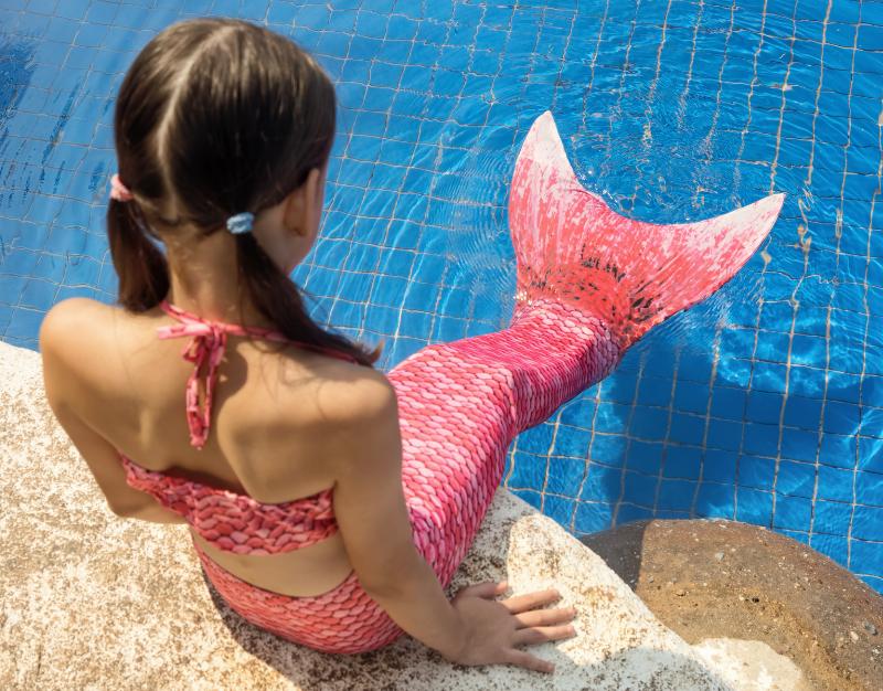 mermaid camp at Silver Spur Resort